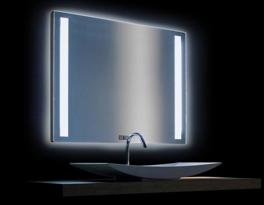 """Умное зеркало""""Mirror +5""""с встроенным дисплеем"""
