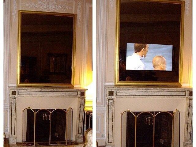 Мультимедийная система в зеркале IMAGE