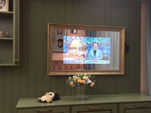 Кто смотрел сегодня первый канал и передачу @iremont