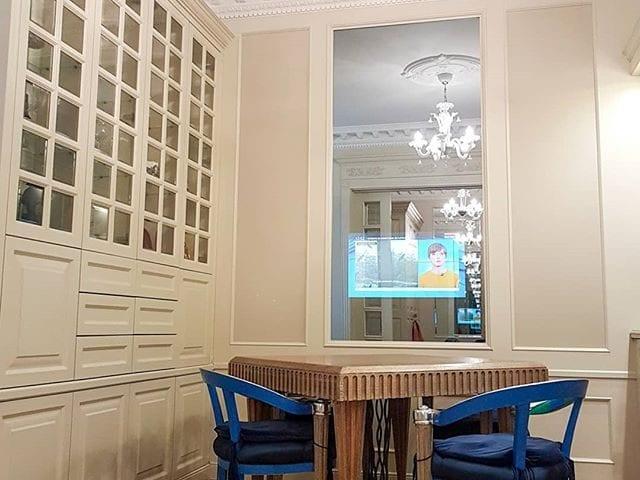 И снова квартира в Москве