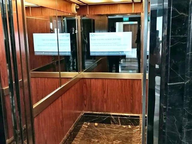 Впервые мы оснастили отель Intercontinetal на Тверской улице ( @intercontinental_moscow ) нашим оборудованием еще при его открытии в ноябре 2011 года