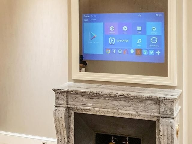 зеркальные телевизоры его стоимость