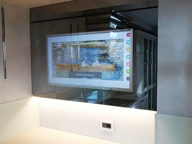 телевизор с зеркальной поверхностью купить