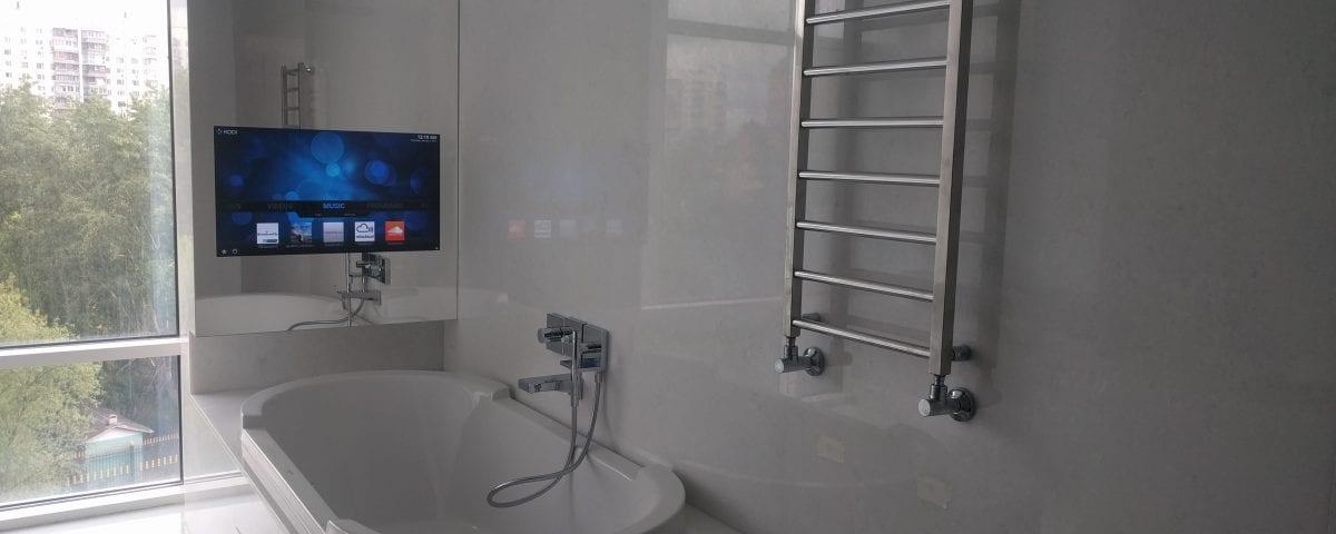 жк телевизор зеркало