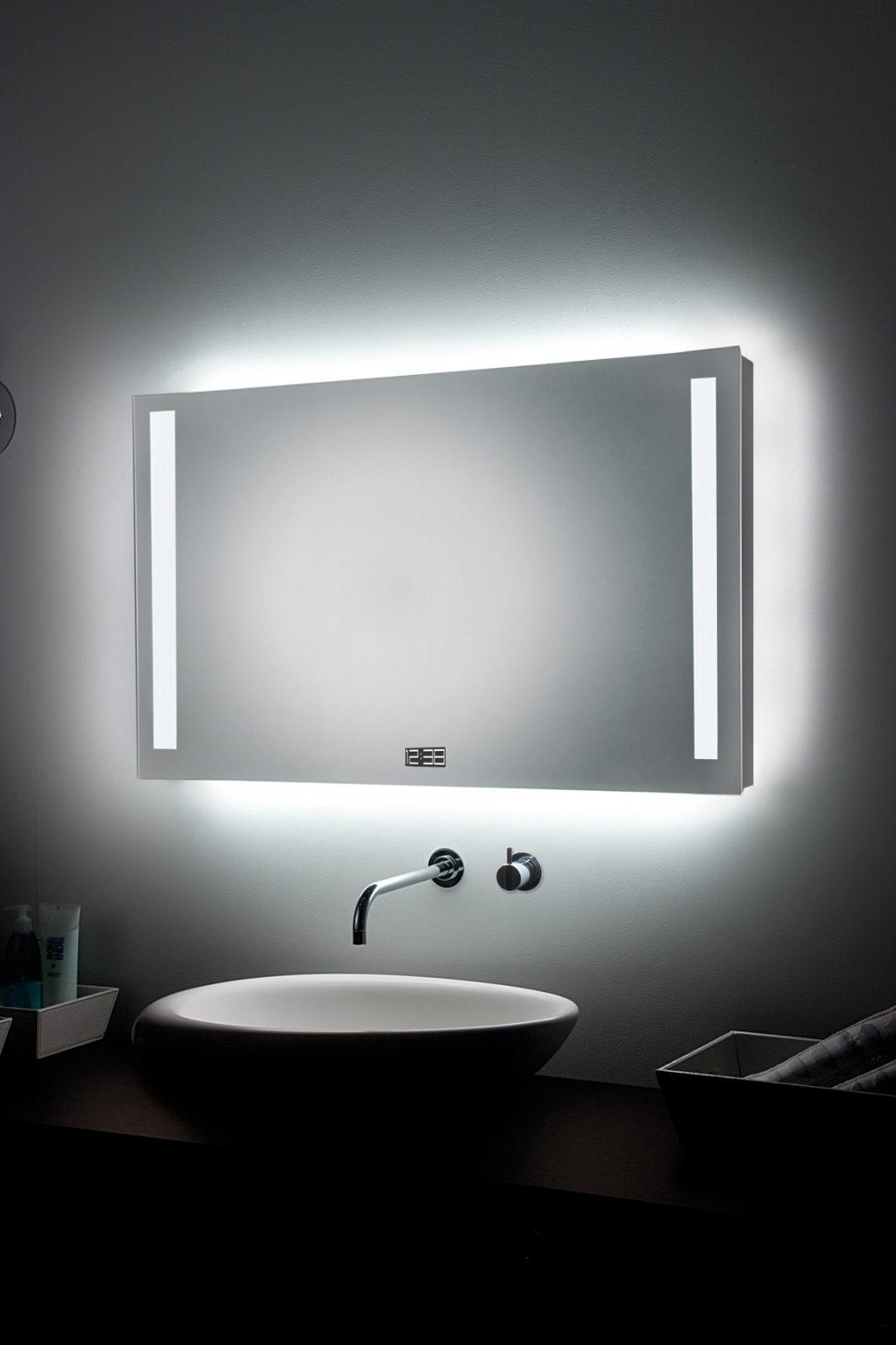 Привычное зеркало с невероятными функциональными возможностями использования