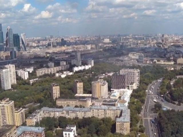 один из лучших видов на Москву