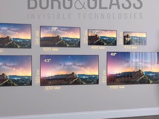 сколько стоит телевизор зеркало