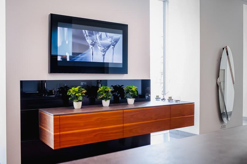 Встраиваемые телевизоры для спальни